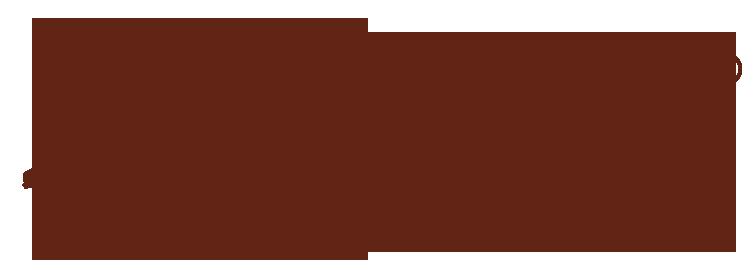 Rattan/Cane & Bamboo Utility Basket (Natural-Rust)